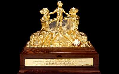 Sir Robert Mayer Commemorative Trophy